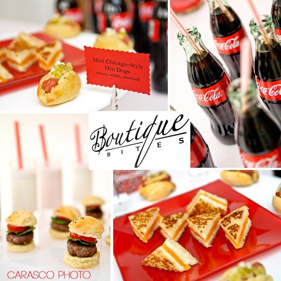 Check out these awesome late-night snacks by Boutique Bites! :)