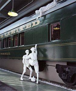 Dormir dans un train à Indianapolis, Etats-Unis : http://www.trip85.com/2011/02/20/dormir-dans-un-train-%C3%A0-indianapolis-etats-unis/