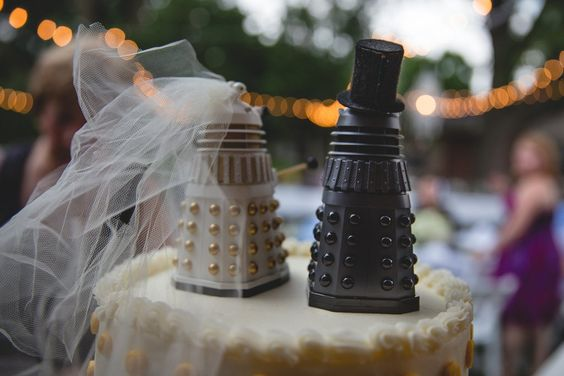 The Incredible Wedding Inspired by Doctor Who