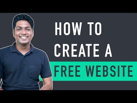 How To Create A Free Website With Free Domain Hosting Youtube Domain Hosting Free Website Domain Registration