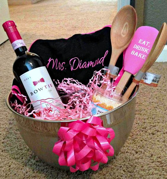 Bridal Shower Gift For Future Sister In Law : ... like this for my sister in law-Cute Bridal Shower Present Idea