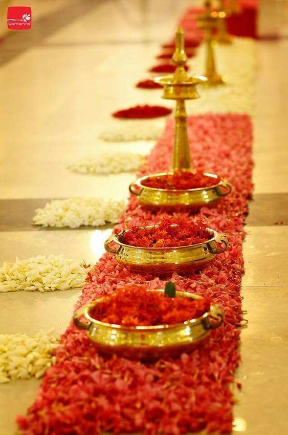 Diwali Home Floor Decoration Wedding Backdrop Decorations Beautiful Wedding Decorations Wedding Reception Entrance
