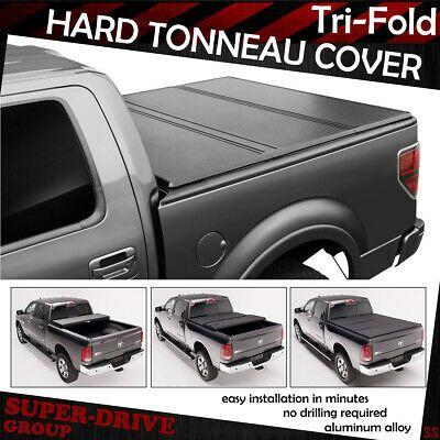 Sponsored Ebay Lock Hard Tri Fold Tonneau Cover For 2005 2012 Dodge Dakota 5 3 Ft Bed Covers In 2020 Tonneau Cover Hard Tonneau Cover Tri Fold Tonneau Cover