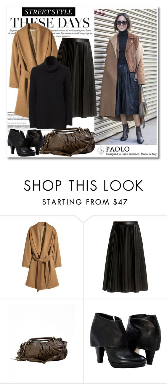 """Street Style with PaoloShoes"" by spenderellastyle ❤ liked on Polyvore featuring Alexander Wang"