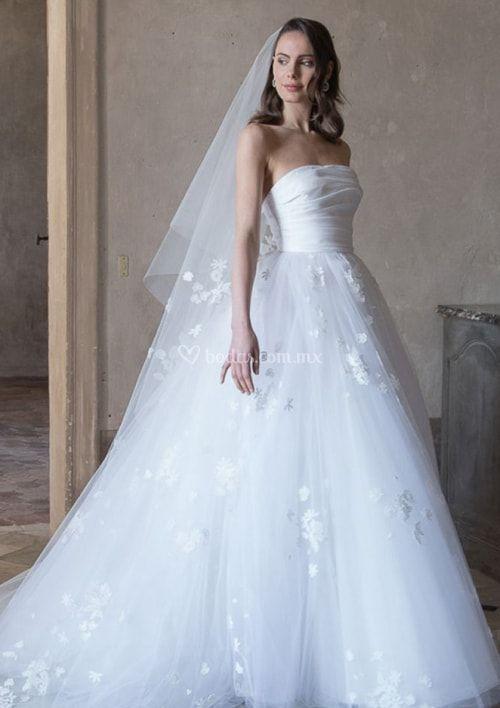 15 Tendencias En Vestidos De Novia 2019 Estas Son Las Más