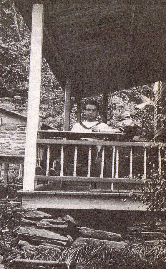 11.Lorca en el verano de 1929 en Estados Unidos