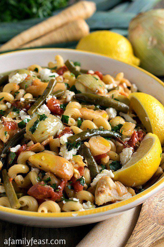 more pasta dishes meatless meals pasta mediterranean pasta vegetables ...