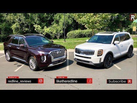 The 2020 Kia Telluride Hyundai Palisade Twins Are The Perfect Suv S For Families Youtube In 2020 Hyundai Kia Palisades