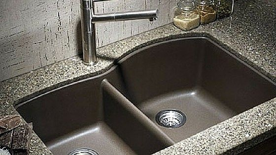Kitchen Sink Materials Pros And Cons Sink Granite Sink Granite Kitchen Sinks