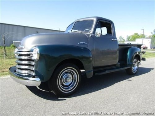 1953 Chevrolet 3100 Series Pickup Truck Old Trucks For Sale