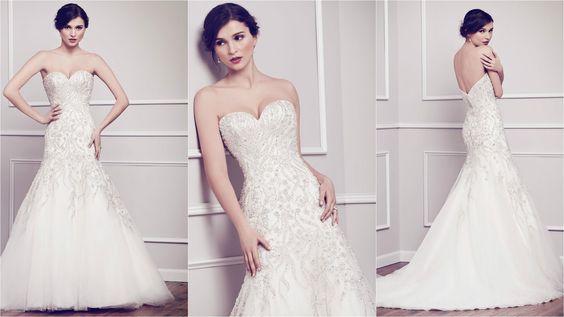 Simply Stunning! #weddinggown