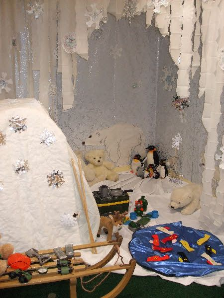 Polar Explorers classroom display photo - Photo gallery - SparkleBox