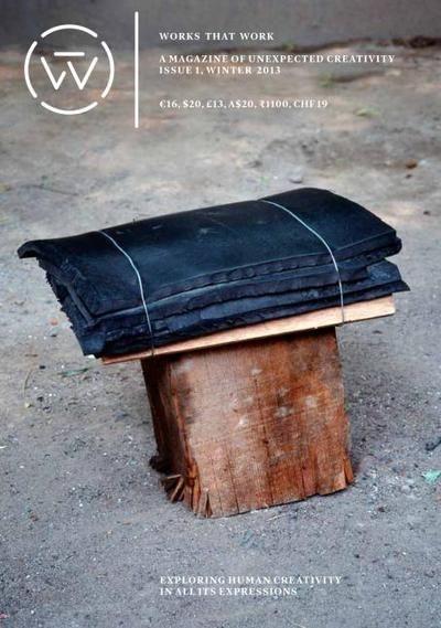 magazinewall:    Works That Work (La Haye / The Hague, Pays-Bas / Netherlands)