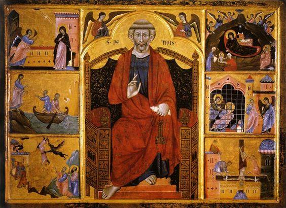 Arte senese del XIII secolo: