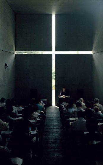 Tadao Ando/Church of Light_Tadao Ando