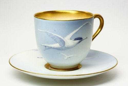 Royal Worcester Tern Cup and Saucer http://uploadboy.com/users/rose188