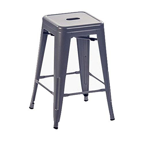 Yzk Bar Stool 24 Inch Metal Bar Stool Bar Cafe Restaurant Counter