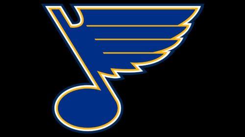 The Blues Logo Color St Louis Blues Logo Blue Logo St Louis Blues