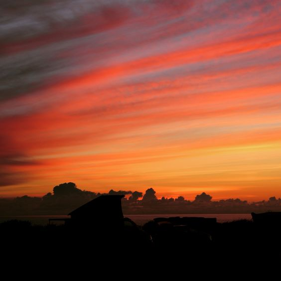 Another #sunset in #cornwall