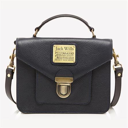 Handbags at dawn: the Forstal Mini Satchel #JackWills http://wills.ly/145OYPa