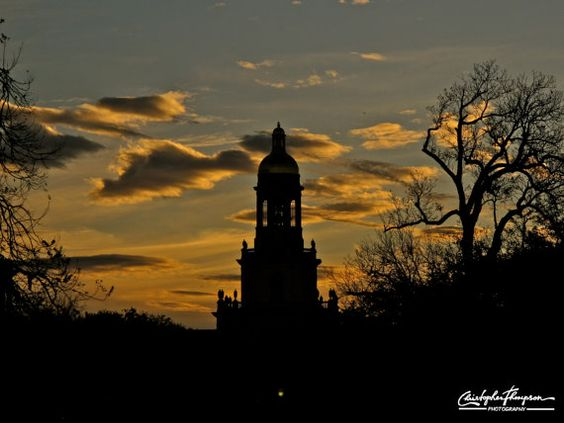 #Baylor University - Pat Neff Hall