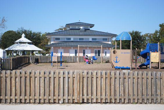 Playground At Buckroe Beach Park Hampton Va