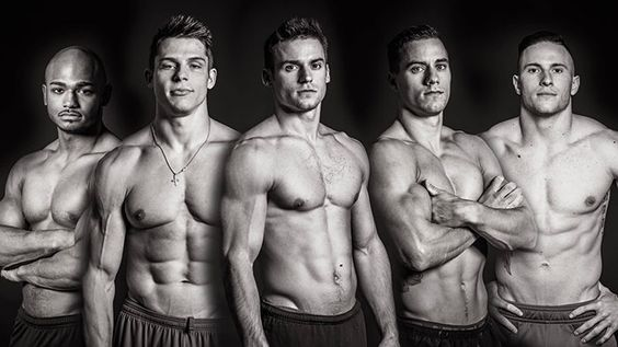 Meet The 2016 U.S. Men's Olympic Gymnastics Team