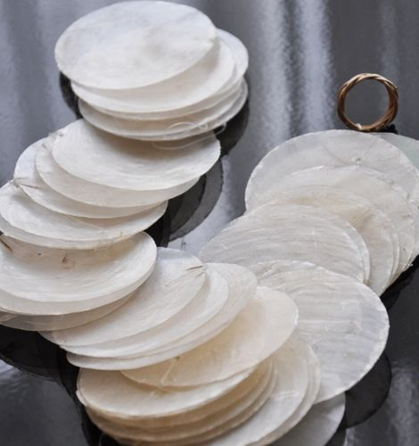Capiz Shells - Shell Curtains and Strands | Beads'n glass ...