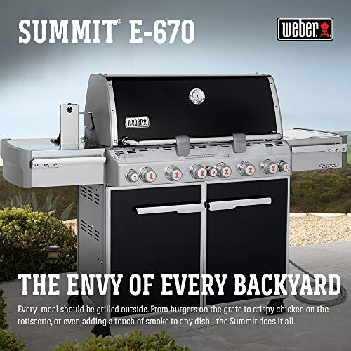 7 Best Weber Summit Grill 2019 Compare Top Model Gas Grill Reviews Grilling Gas Grill