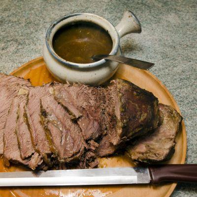 Paleo Diet Roast Beef