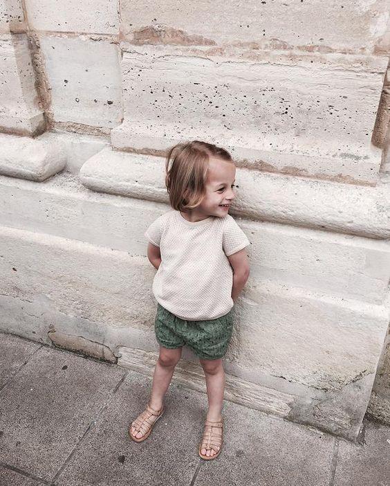 CRAIE VERT BY HELENE LAHALLE | MilK - Le magazine de mode enfant