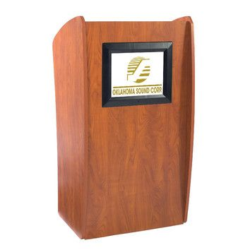 FREE SHIPPING! Shop Wayfair for Oklahoma Sound Corporation The Vision Full Podium - Great Deals on all Educational products with the best selection to choose from!