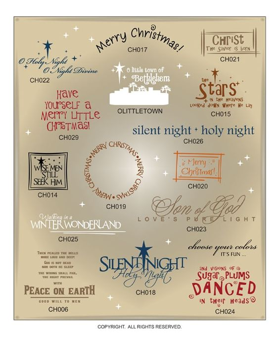 Stupendous Vinyl Wall Sayings Christmas Vinyl And Vinyls On Pinterest Easy Diy Christmas Decorations Tissureus