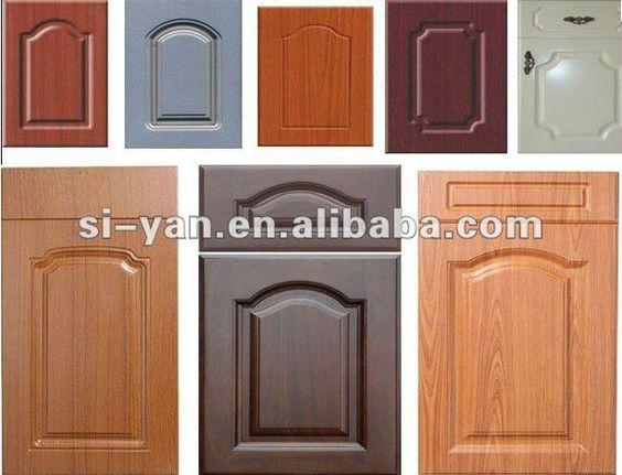 Dise os de gabinetes de cocina en madera buscar con - Puertas de muebles de cocina precios ...