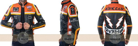 """Good News for Mickey Rourke Fans. Inspired from Hollywood Movie Harley Davidson and the Marlboro Man (1991). """"Dewuchi"""" Created Harley Davidson and the Marlboro Man Leather Jacket for Riders. Hollywood Star Mickey Rourke Worn This Stylish Jacket in Movie Harley Davidson and the Marlboro Man as Harley Davidson. Made from Faux Leather Available at Our Online Store in Discounted Price.   #mencollection #handsome #amazing #gorgeous #superherofeed #winterfashion #fashionableboys #superheroclothing"""