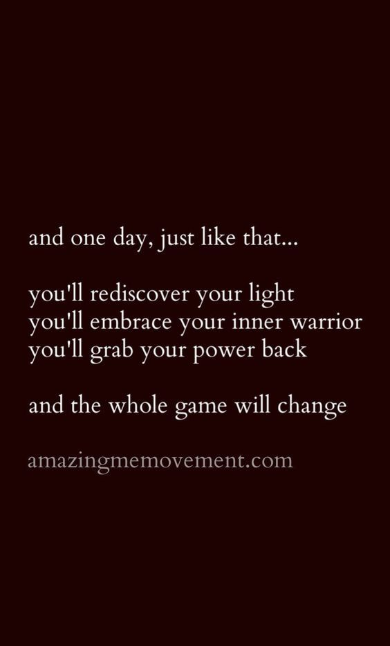 One day. You'll see. You'll be braver and stronger and more badass. #selflovequotes #selflovequotespositivity #selflovequotesforwomen #inspirationalselflovequotes #selflovequotesaffirmations #selflovequotesconfidence #selflovequotesrecovery #happinessselflovequotes #mentalhealthselflovequotes #motivationalselflovequotes #strengthselflovequotes