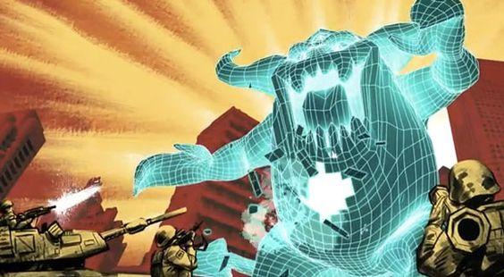 3D #Animation Propaganda - Powerhouse Creative: Against The Z-Axis