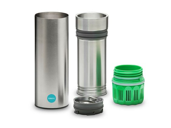21 Gifts for Adventure Travelers | Grayl Trail Water Filter | FATHOM