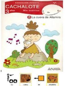 El cuento de la cueva de Altamira para niños