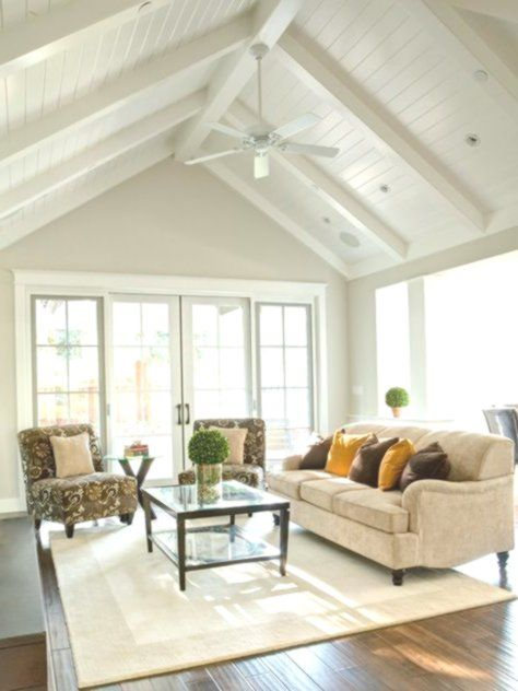 5 Best Ceiling Fans For High Ceilings You Can Buy Today Traditional Design Living Room Home House Design Ceiling fans for cathedral ceilings
