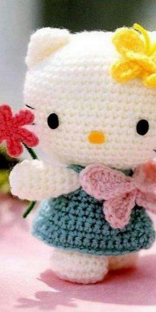 Free: Hello Kitty Crochet Pattern - Crochet - Listia.com Auctions ...   1024x512