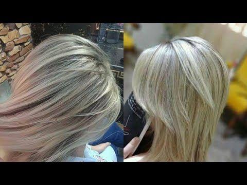 اصبغي شعرك اشقر فاتح جدا شفاف مثل الاوربيات Youtube Hair Styles Long Hair Styles Beauty