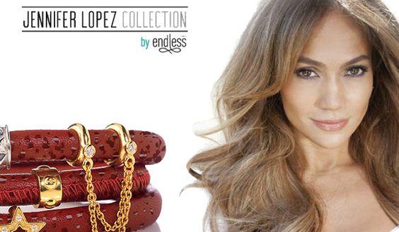 Gewinne ein Armband aus der Jennifer Lopez Kollektion von Endless Jewelry!