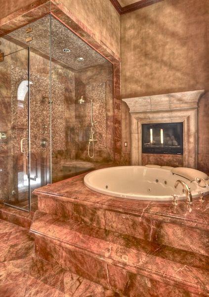 million dollar bathtub | Mansion Featured on 'Million Dollar Rooms' Finally Sells