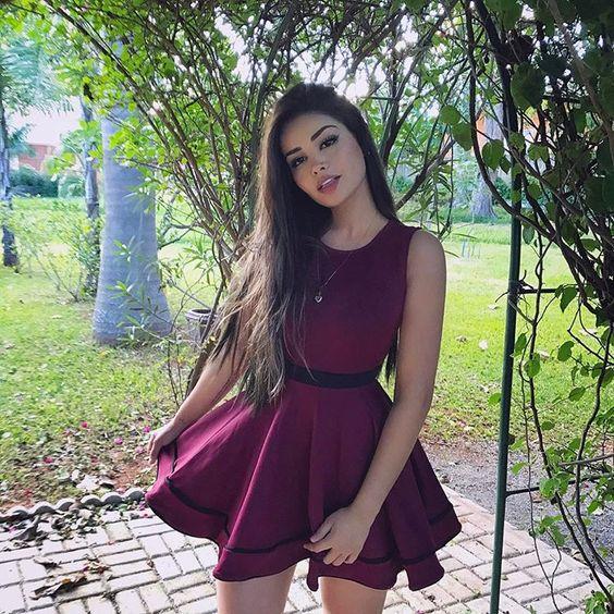 Vestido de formatura 2018 curto