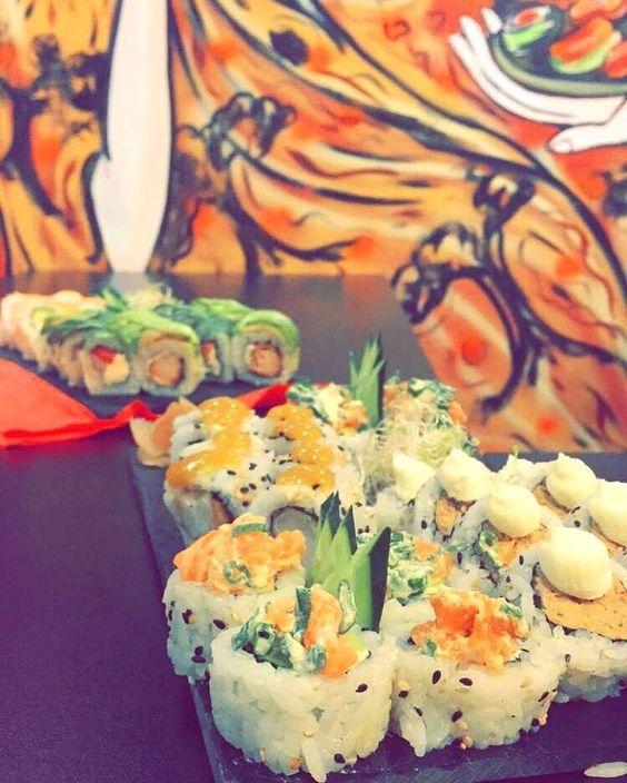 Ya hiciste tu pedido hoy?? Podes hacerlo al 5236-9868 Novo Pacheco o 5236-9866 Santa Maria #sushi #moriko #tataki #sushilovers by moriko_sushi