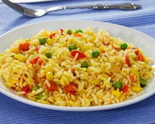 dieta solo pollo y arroz