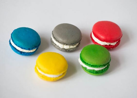 Olympic celebrations with macarons | Bureau of Taste