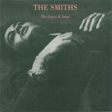 I'm listening to The Queen Is Dead on Slacker. You should too.