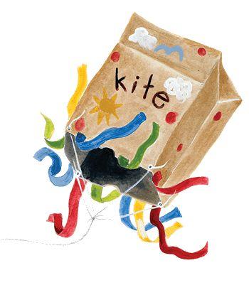Image result for paper bag art for kids